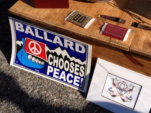 Ballard Chooses Peace