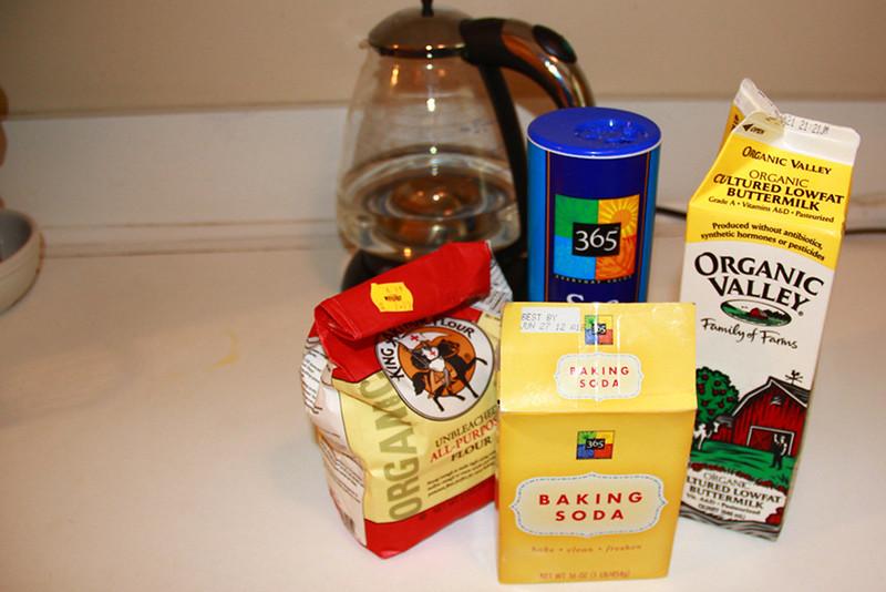 Plain Soda Bread Ingredients