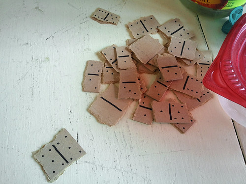 lunchtime dominos