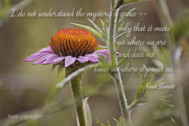 Mystery of Grace