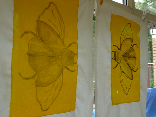 Screen Printing Workshop at Midlands Art Centre