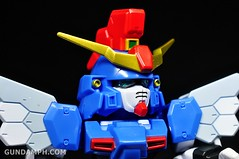 SDGO Sandrock Custom Unboxing & Review - SD Gundam Online Capsule Fighter (20)