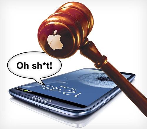 Apple Seeks Ban of 8 Samsung Phones in US