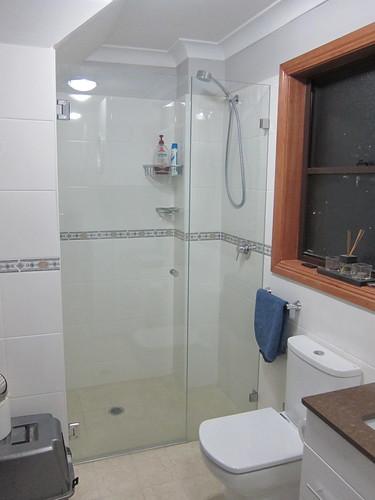 Laundry/bathroom
