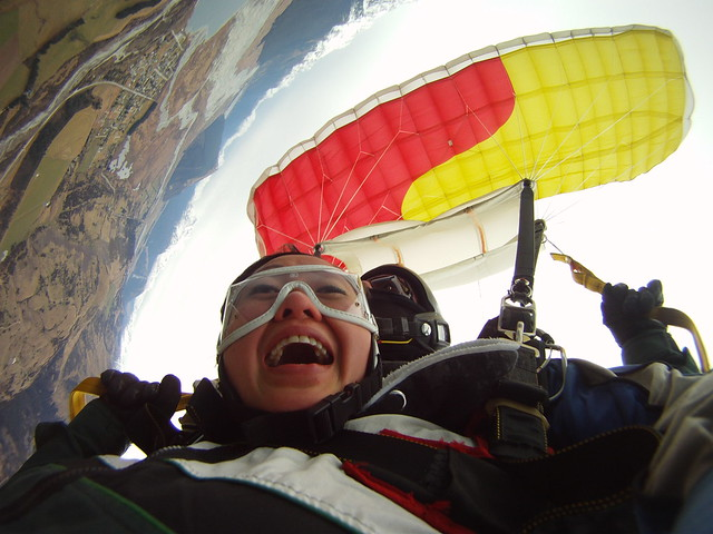 Learn to Skydive FAQs: 5 things I wish I had known | Beyond