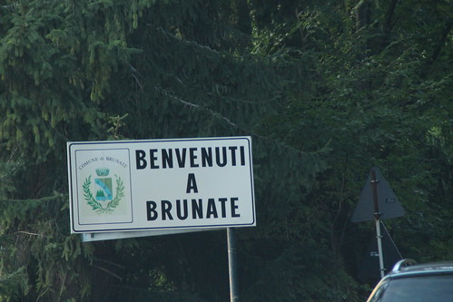 Welcome to Brunate