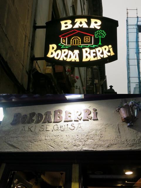 Bar Borda Berri