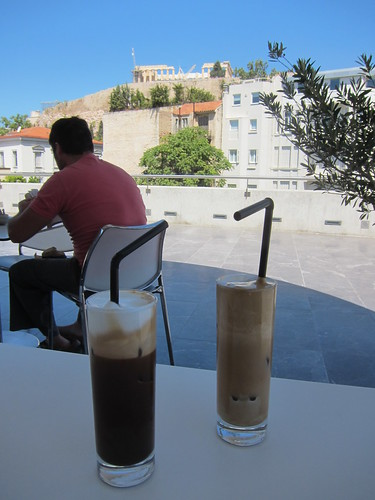 Coffees with a View