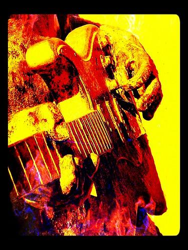 Hendrix 2 by deadheaduk