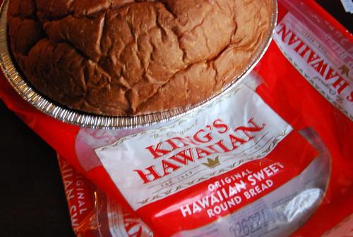 King's Hawaiian loaf