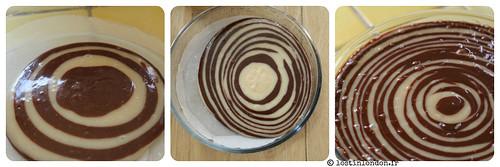 technique gâteau