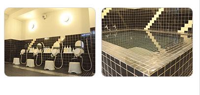 Hotel Maruchu bath