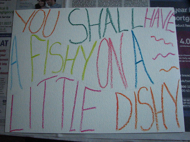 fishy dishy