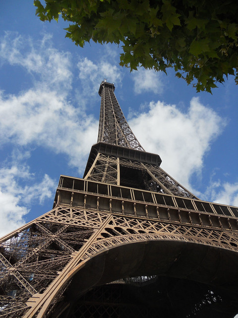 Eiffel Tower - Unprocessed