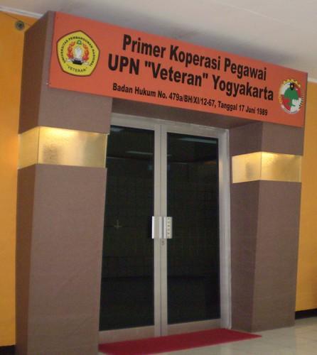 depan by Primkop UPN Yogya