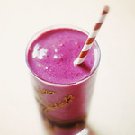 Lavender Berry Smoothie