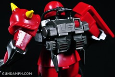 HCM MS-06R-2 Johnny Ridden's Zaku-II (144 scale) 1984 make (36)