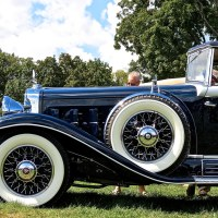 Radnor Hunt CDE: 1931 Cadillac V16 452A All-Weather Phaeton by Fleetwood