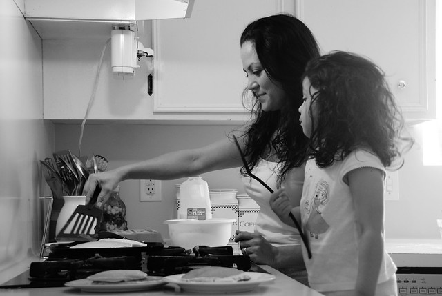 Everyday Mother: Pancake Maker