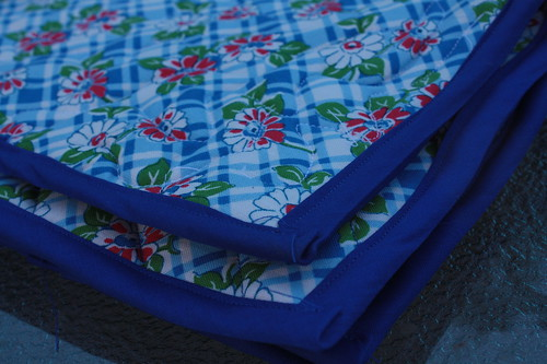 World's Easiest Quilting Project Which Took Worlds Longest Time