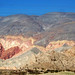 Coloured hills, Salta, Argentina