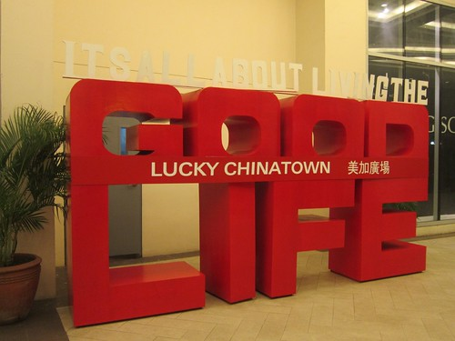 Lucky Chinatown