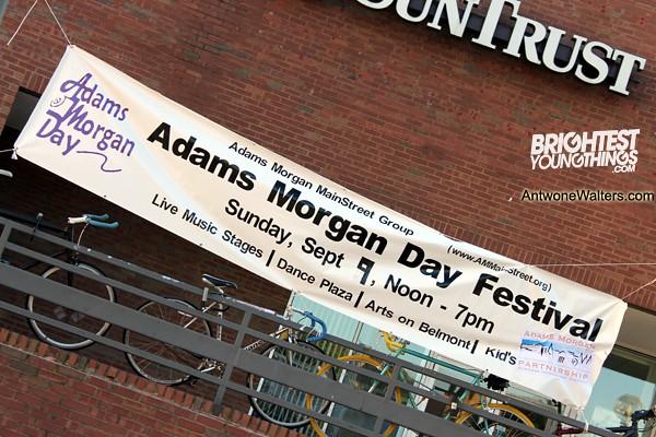 Adams Morgan Day 2012