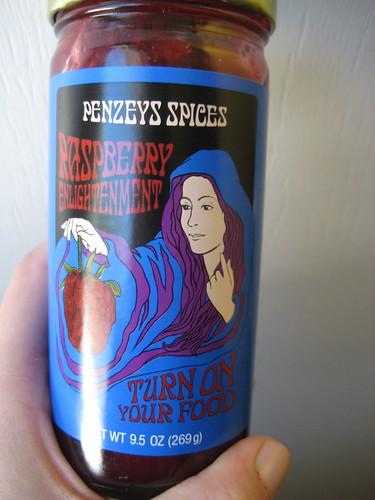 Penzey's Raspberry Enlightenment