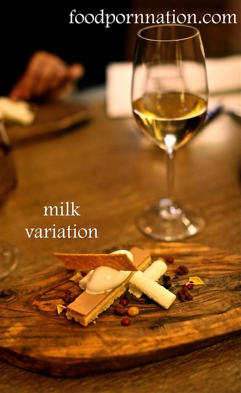 milk variation