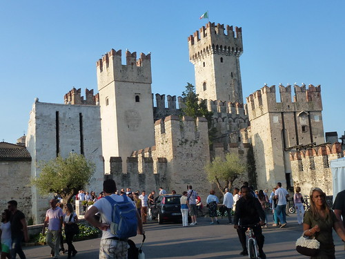 Scaligero Castle of Sirmione