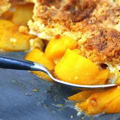 Peach Cobbler sqr
