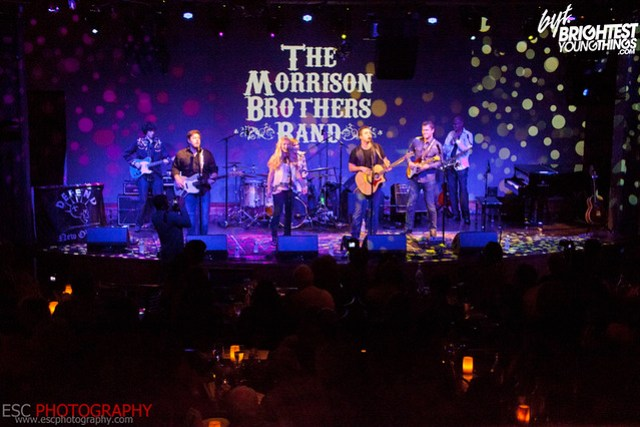 The Morrison Brothers Band