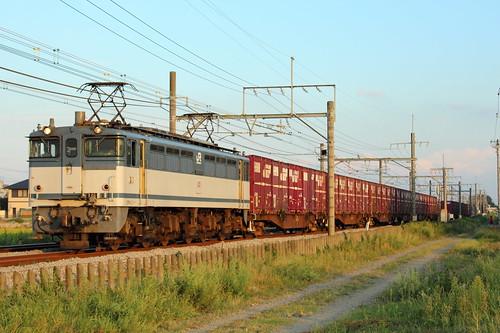EF65 2093 @行田〜熊谷