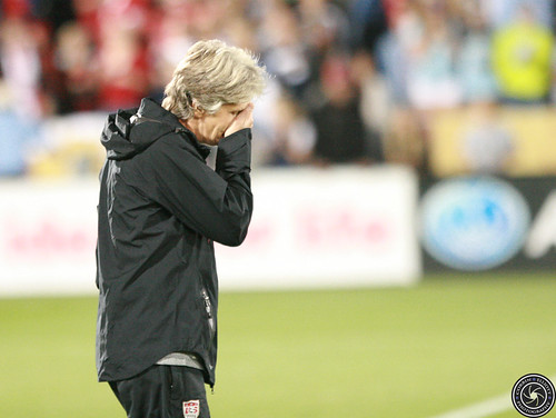 Pia Sundhage, USWNT September 19th 2012 win 6-2 against Australia by Corbin Elliott Photography