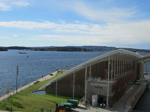 Museo Astrup Fearnley de Arte Moderno, Oslo