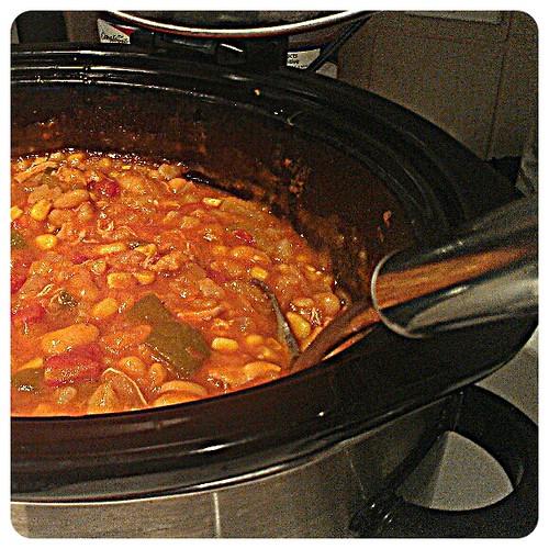 263/365 - September 19, 2012 - Mmm... stew