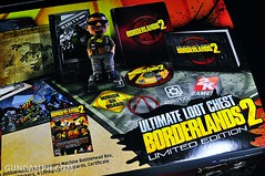 Borderlands 2 Ultimate Loot Chest Limited Edition PS3 Review Unboxing (11)