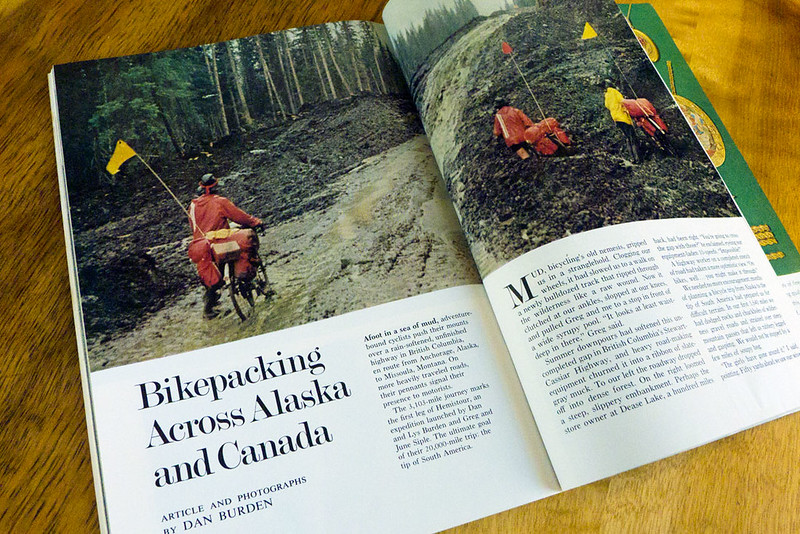 Cycling in Print :: IV