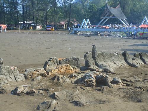 Batu Malin Kundang @Pantai Air Manis