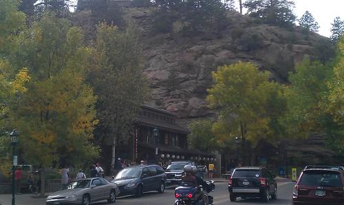 9-23-12 CO26 - Estes Park Beer, Brats & Bands - Downtown