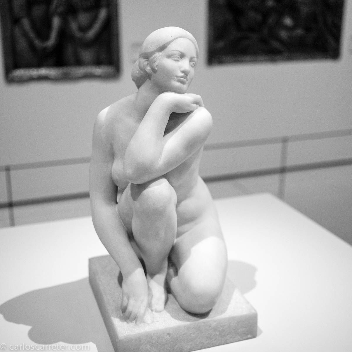 Escultura modernista