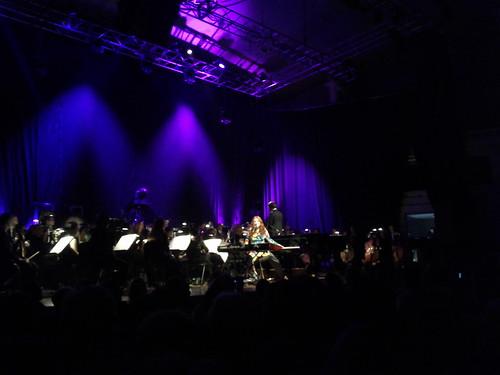 Tori Amos live Bozar Brussels