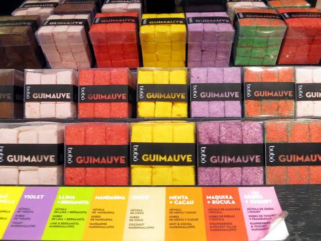 bubó - Guimauve (marshmallow)