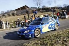 Subaru Impreza WRC - Montecarlo 2008