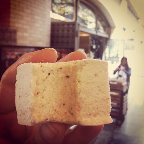 Mushroom marshmallow