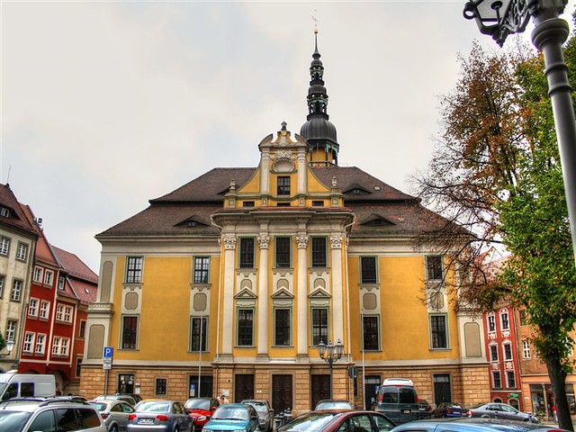 Rathhaus Front