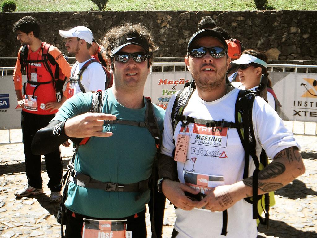 Endurance North Face 2012