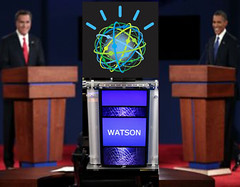 How could Watson and Big data help pick a better president