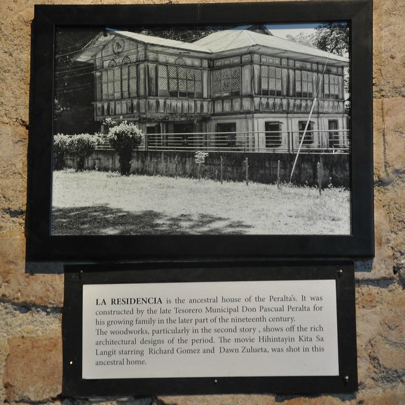 Photo of La Residencia (Peralta ancestral home)