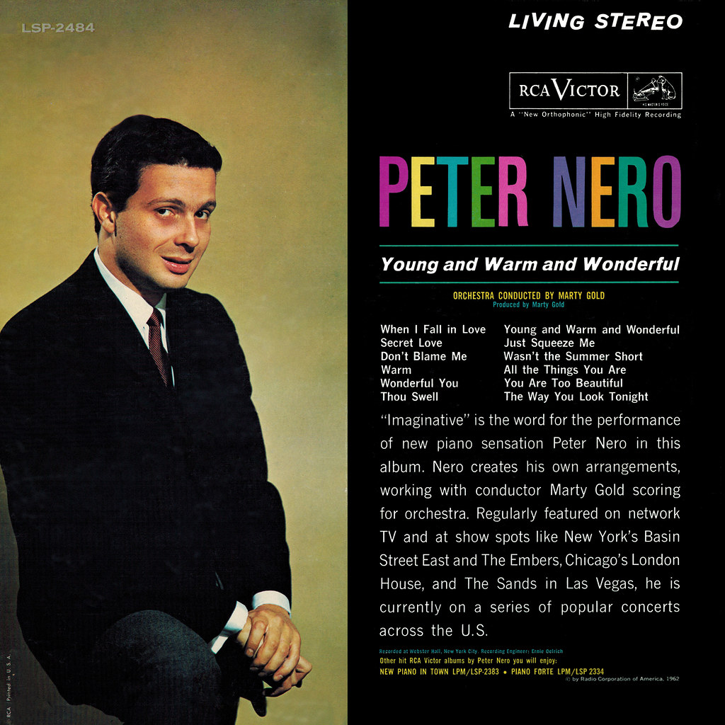 Peter Nero - Young and Warm and Wonderful